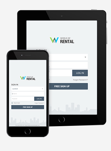 User Friendly & Compatible Rental App
