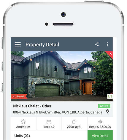 Rental Property App