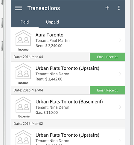 software to manage rental properties